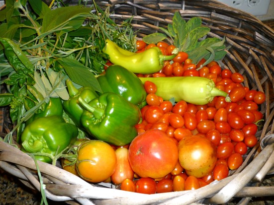 Friday Harvest